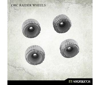 Orc Raider Wheels