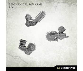 Orc Mechanical Saw Arms