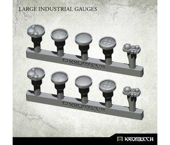 Large Industrial Gauges (10)