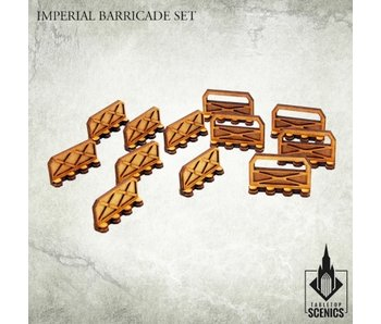 Imperial Barricade Set HDF