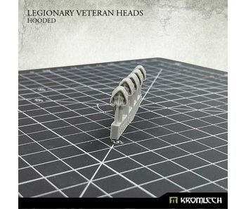 Legionary Veteran Heads Hooded