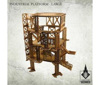 Industrial Platform Large