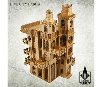 Hive City Habitat  NEW HDF