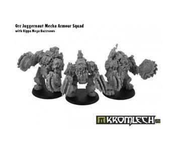 Juggernaut Rippa Squad 28mm