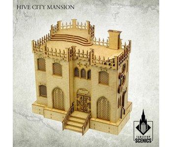 Hive City Mansion HDF