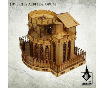 Hive City Arbitratorum HDF