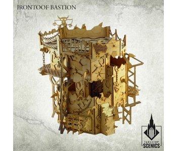 Irontoof Bastion HDF