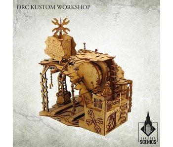 Orc Kustom Workshop Mek HDF