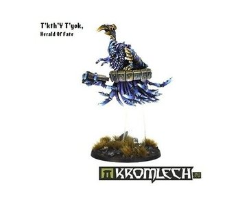 T'kth'Y T'yok herald of fate - Herald on disk