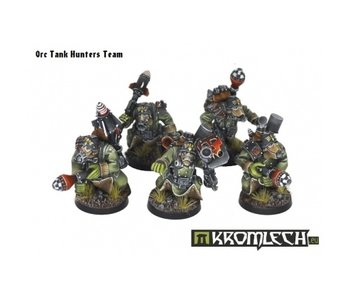 Orc Tank Hunters Team 28mm