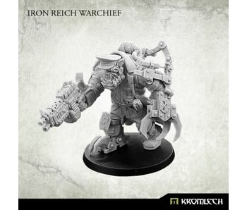 Orc Iron Reich Warchief