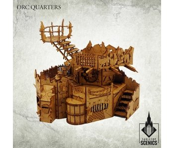 Orc Quarters HDF