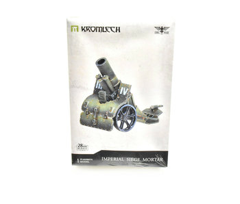 Imperial Siege Mortar Cannon
