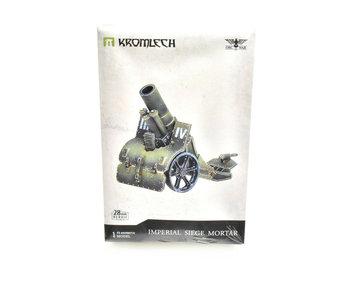 Siege Mortar Cannon