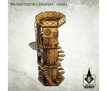 Promethium Chimney Small Scenery HDF