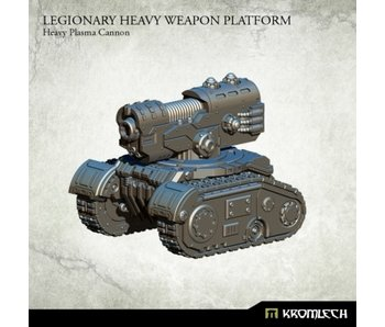 Legionary Heavy Weapon Platform Heavy Plasma Cannon