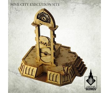 Hive City Execution Site  HDF