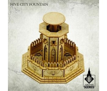 Hive City Fountain Gothic HDF