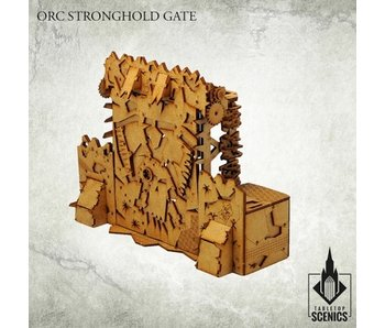 Orc Stronghold Gate HDF