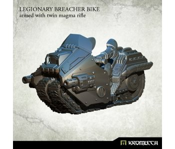 Breacher Bike Armed / Twin Magma Rifle