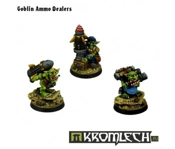 Orc Goblin Ammo Dealers