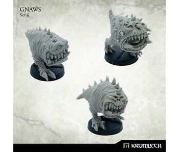 Orc Gnaws Set 4 (3) Squigs
