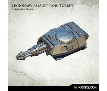 Assault Tank Turret Annihilation Beamer