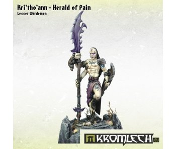 Kri'tho'ann Herald of Pain