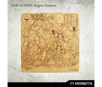 Stygian Symbols HDF Glyphs
