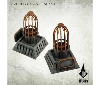 Hive City Cage of Shame Gothic HDF