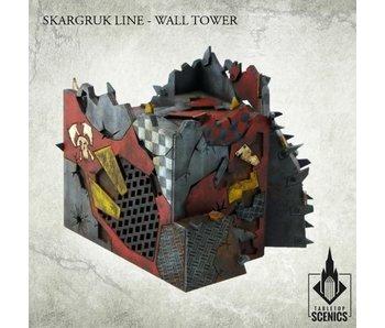 Skargruk Line Wall Tower HDF
