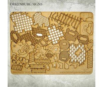 Orkenburg Signs HDF