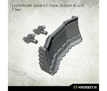 Legionary Assault Tank Dozer Blade C Blade