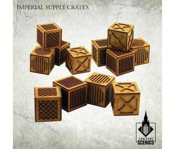 Imperial Supply Crates HDF