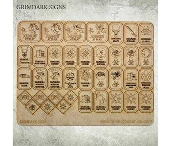 Grimdark Signs HDF