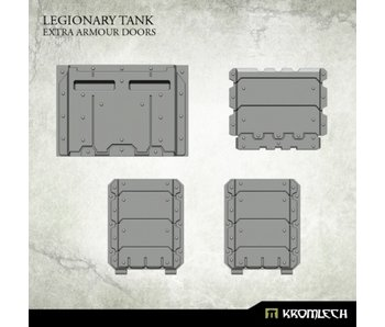 Legionary Tank Extra Armour Doors