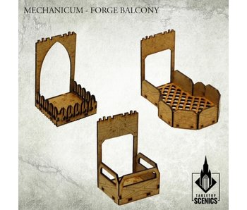 Forge Balcony Scenery HDF