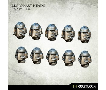 Legionary Heads Iron Pattern