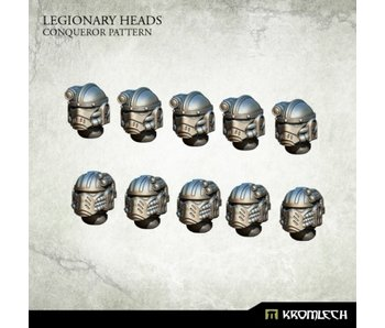 Legionary Heads Conqueror Pattern
