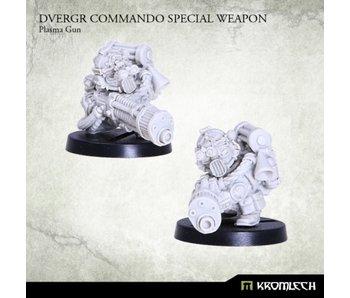 Dvergr Commando Special Weapon Plasma Gun