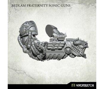 Bedlam Fraternity Sonic Guns