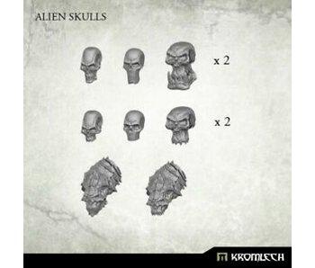 Alien Skulls Terrain