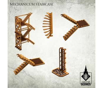 Mechanicum Staircase HDF