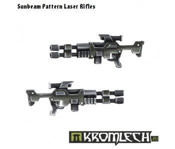 Sunbeam Pattern Laser Rifles