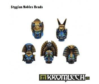Stygian Noble Heads bits
