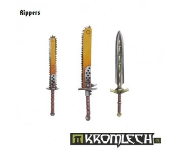 Rippers Chainsword