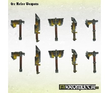 Orc Melee Weapons bits