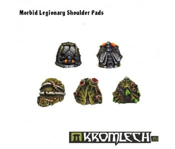 Morbid Legionary Shoulder Pads