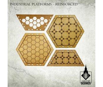 Industrial platforms Reinforced Scenery HDF