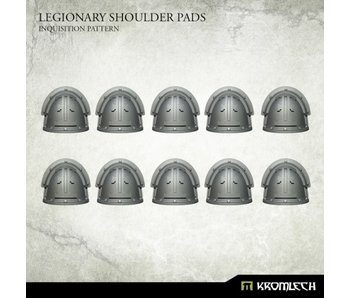Legionary Shoulder Pads Inquisition Pattern